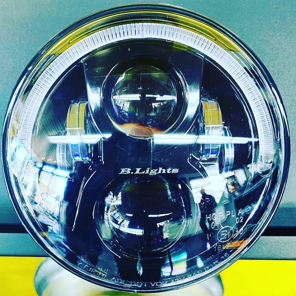 B-Lights – mehr Sicherheit durch besseres Licht